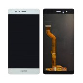 Original LCD & Digitizer Huawei P9 White without Frame GM15002-05