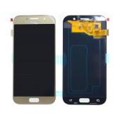Original LCD & Digitizer Samsung SM-A520F Galaxy A5 (2017) Gold GH97-19733B, GH97-20135B