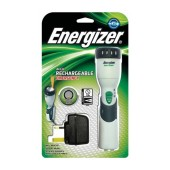 Energizer Rechargeable Emergency LED Torch with Wall Mount