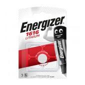 Buttoncell Energizer Lithium CR1616 3V Pcs. 1