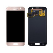 Original LCD & Digitizer Samsung SM-G930F Galaxy S7 without Tape Rose Gold GH97-18523E