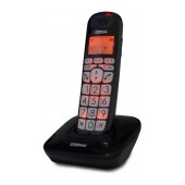 Dect/Gap Maxcom MC6800 Black