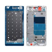 Middle Frame Cover Huawei P8 Lite White OEM Type A