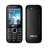 Maxcom MM143 3G (Dual Sim) with Camera, Bluetooth, Torch and FM Radio Black