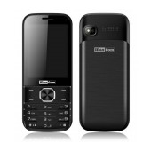 Maxcom MM237 (Dual Sim) with Camera, Bluetooth, Torch and FM Radio Black
