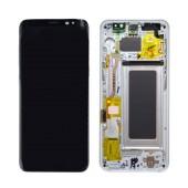 Original LCD & Digitizer Samsung SM-G950F Galaxy S8 Silver GH97-20457B, GH97-20473B
