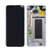 Original LCD & Digitizer Samsung SM-G955F Galaxy S8+ Silver GH97-20470B