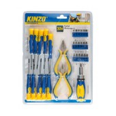 Tool Set Kinzo 93529 32 Pcs 2029499