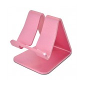 Mobile - Tablet Stand MD250 Pink Aluminum