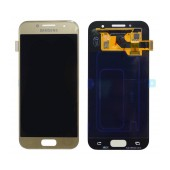Original LCD & Digitizer Samsung SM-A320F Galaxy A3 (2017) Gold GH97-19732B