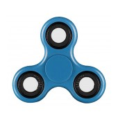 Fidget Spinner ABS Plastic 3 Leaves Blue 2.5 min