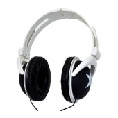 Star Foldable Stereo Headphone Black