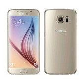 Refurbished Samsung SM-G925P Galaxy S6 Edge 32GB Gold C without Greek Menu