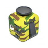 Fidget Cube 6 Sides Green
