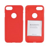 Case Soft Feeling Goospery for Apple iPhone 7 Red by Mercury