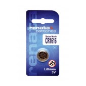 Buttoncell Lithium Electronics Renata CR1616 Pcs. 1