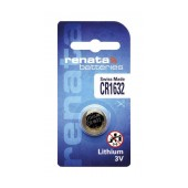 Buttoncell Lithium Electronics Renata CR1632 Pcs. 1
