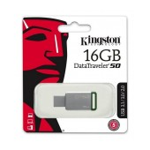 USB 3.1 Gen 1 Kingston Data Traveler 50 16GB Metal Frame DT50/16GB