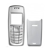 Front Cover Nokia 3120 with keyboard Gray OEM