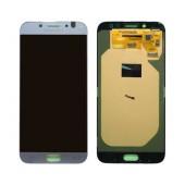 Original LCD & Digitizer Samsung SM-J730F Galaxy J7 (2017) Blue-Silver GH97-20736B, GH97-20801B