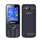 Maxcom MM141 (Dual Sim) with Camera, Bluetooth, Torch and FM Radio Gray