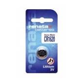 Buttoncell Lithium Electronics Renata CR1620 Pcs. 1