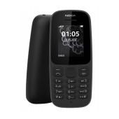 Nokia 105 (2017) Dual Sim Black GR