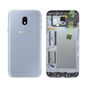 Battery Cover Samsung SM-J330F Galaxy J3 (2017) Blue Original GH82-14890B