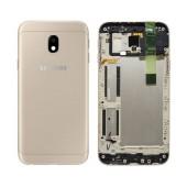 Battery Cover Samsung SM-J330F Galaxy J3 (2017) Gold Original GH82-14890C