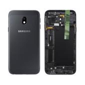 Battery Cover Samsung SM-J330F Galaxy J3 (2017) Black Original GH82-14891A