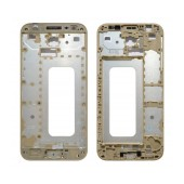 Middle Frame Cover Samsung SM-J330F Galaxy J3 (2017) Gold Original GH98-41911C