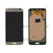 Original LCD & Digitizer Samsung SM-J730F Galaxy J7 (2017) Gold GH97-20736C, GH97-20801C