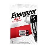 Battery Alkaline Energizer A27/27A/CA22/EL812/EL812/G27A/GP27A/L828/MN27 12V Pcs. 2
