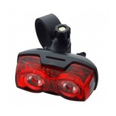 Waterproof Bicycle Light Rear Light 2 Led