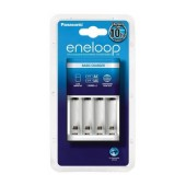 Battery Charger Panasonic Eneloop BQ-CC51E for AA/AAA
