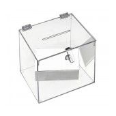 Ballot Box 30 x 25 x 25 cm 4 mm