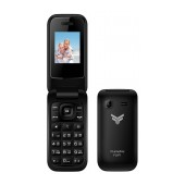 FlameFox Flip1 (Dual Sim) with Bluetooth, Camera, FM Radio (Operates without Handsfree) GR