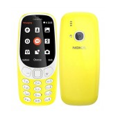 Nokia 3310 (2017) Dual Sim Yellow GR