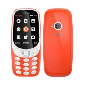 Nokia 3310 (2017) Dual Sim Warm Red GR