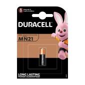 Alkaline Battery Duracell Long Lasting Power MN21 size A23/23A/23GA/A23/E23A/GP23A/K23A/L1028/LR23A/LRV08/LRVO8/MN21/MS21/V23/V23GA/VR22 V Psc. 1