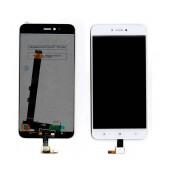 LCD & Digitizer Xiaomi Redmi Note 5A White (Dimension:150mm)