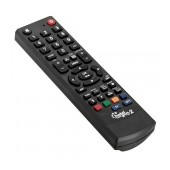 Remote Control Hotel 2 for TV and DTT Programmable via H/Y