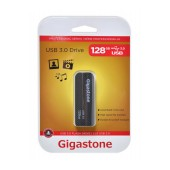 USB 3.0 Gigastone Flash Drive UD-3201 128GB Black Professinal Series