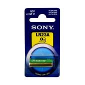 Battery Alkaline Sony A23/23A/23GA/A23/E23A/GP23A/K23A/L1028/LR23A/LRV08/LRVO8/MN21/MS21/V23/V23GA/VR22 12V Pcs. 1