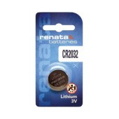 Buttoncell Lithium Electronics Renata CR2032 Pcs. 1