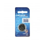 Buttoncell Lithium Electronics Renata CR2430 Pcs. 1