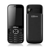 Refurbished  Maxcom MM237 I (Dual Sim) with Camera, Bluetooth, Torch and FM Radio Black