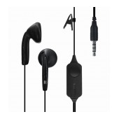 Hands Free Motorola SJYN0595A Stereo 3.5 mm Black Original Bulk