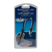 Torch Booklight Led 22cm with Batteries 2 x CR1220 Black