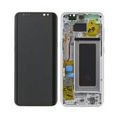 Original LCD & Digitizer Samsung SM-G955F Galaxy S8+ Grey, Violet GH97-20470C; GH97-20564C